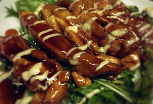テリヤキチキン丼